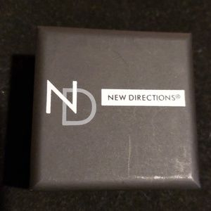 New Directions Jewelry - NWT  New Directions Silv Plated